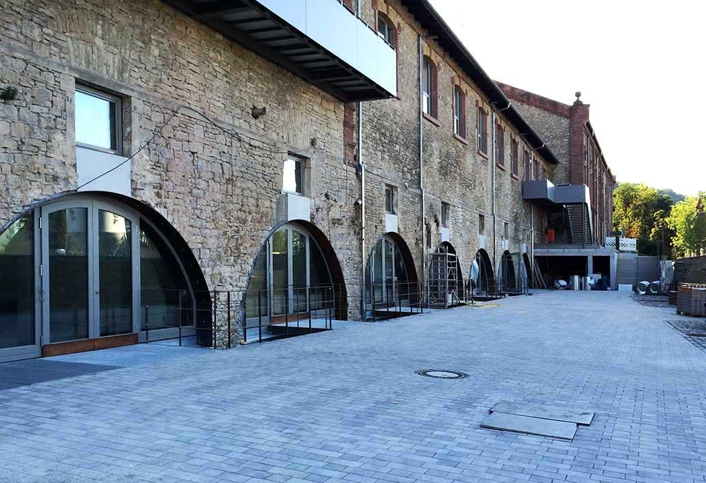 Gewölbekeller an der Frankfurter Straße