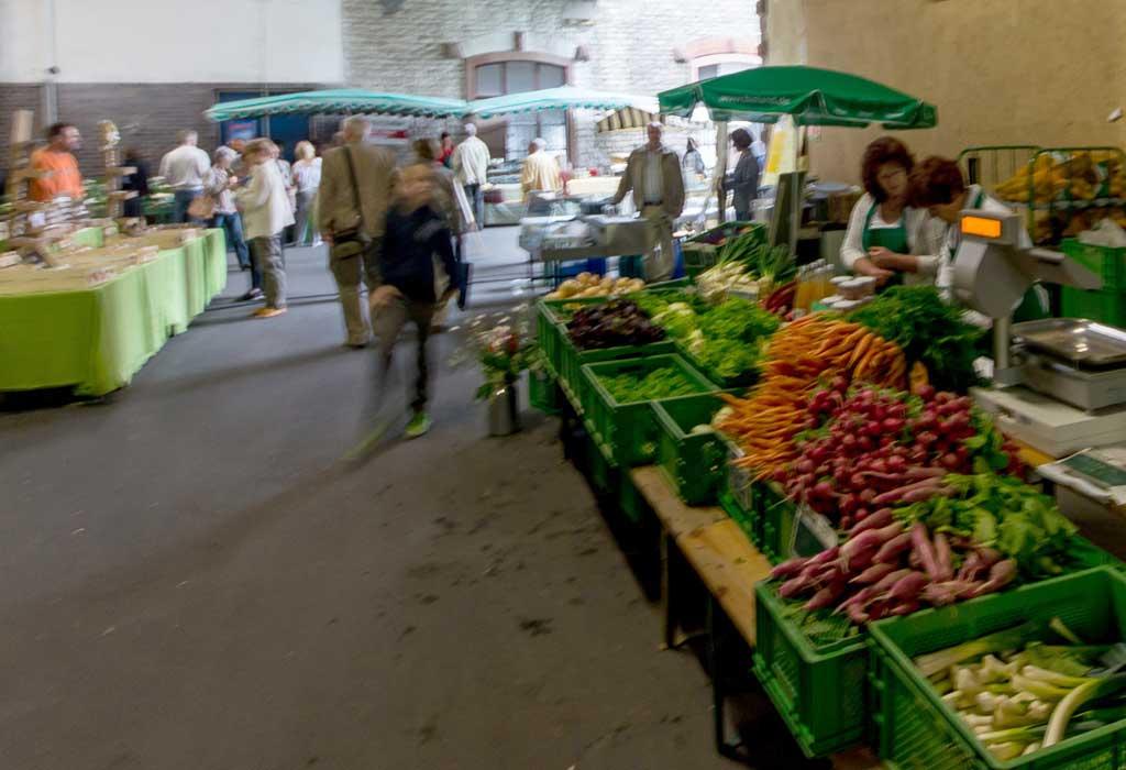 Bauernmarkt auf dem Bürgerbräu